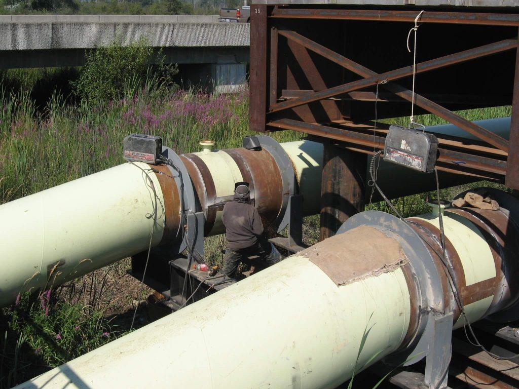 pipeline-grass