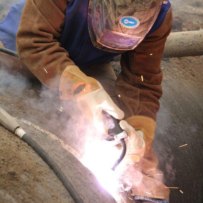 pipe-welding